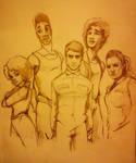 Misfits - sketch