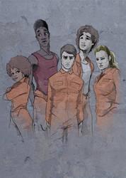 Misfits by Neale