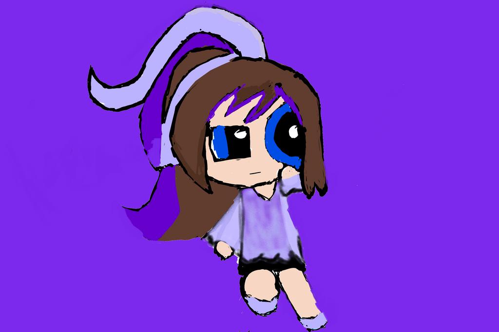 Violetta  (Puffy-Ppg-Artist) by GalaxyAPuffedArtist