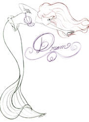 Ariel Dreams by TheRaineDrop