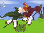 Quidditch Kiss -colour-