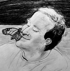 Robin Williams by njgp