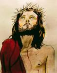 Jesus of Nazareth by njgp