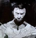 Hugh Jackman as Wolverine by njgp