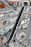 the escalatore..