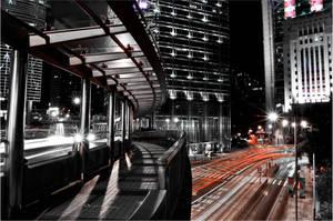 Midnight run by vLixoz