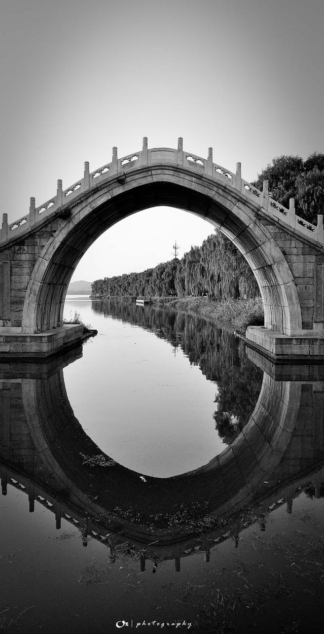Water Reflection Photography Black And White le'bridge b...