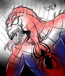 spidermonster speed sketch
