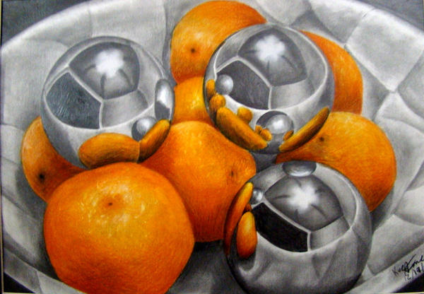 Would You Like a Clementine? V