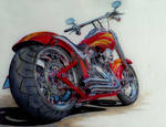 Thunder Mtn. Bike