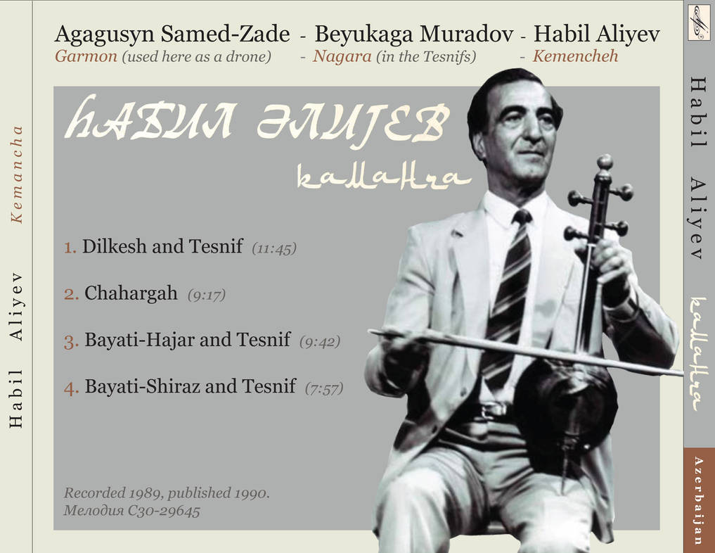 Habil Aliyev by coltra on DeviantArt