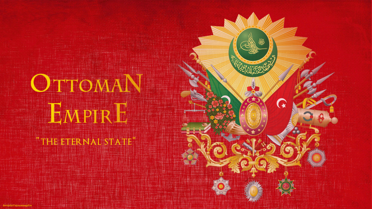 Ottoman Empire Coat Of Arms by saracennegativeOttoman Empire Symbol