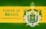 Empire of Brazil Coat Of Arms