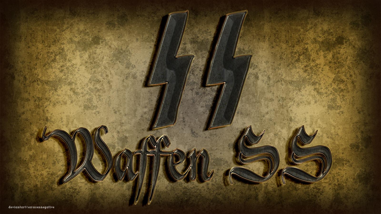 Waffen Ss Flag Wallpaper - Nutrisi glucolife