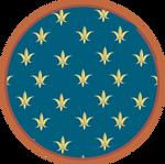 Kingdom of Francia Flag