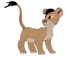 Lion King cub Adopt FOR SALE BID OPEN