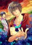 Makoto and his Cat