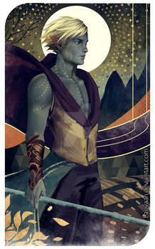 Tarot - Dragon Age