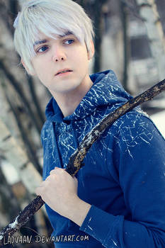 Jack Frost- Cosplay