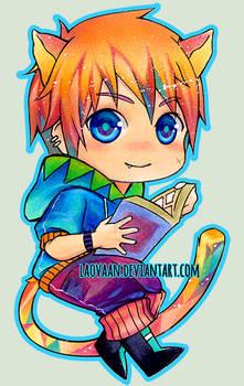 Rainbow Catboy