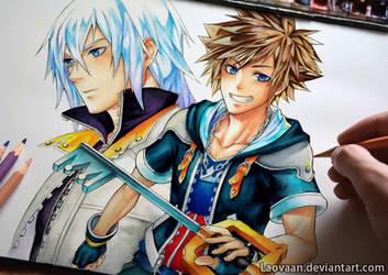Not Kingdom Hearts 3 but still...