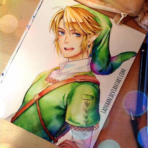 Another Sunny Link - WIP