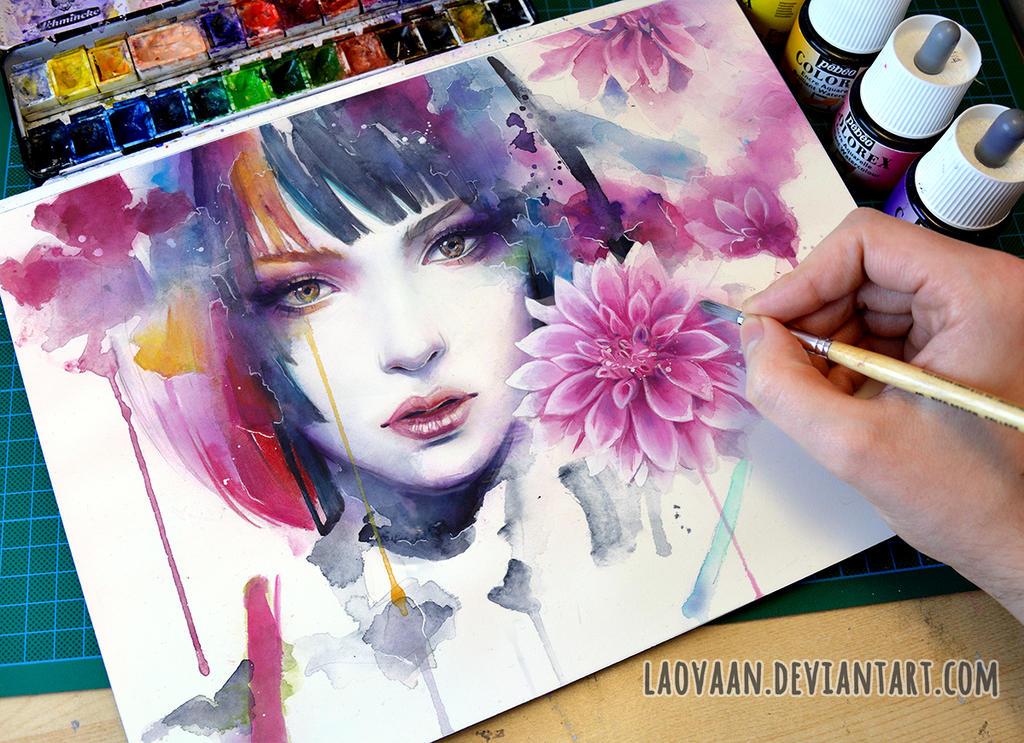 Bloom by Laovaan
