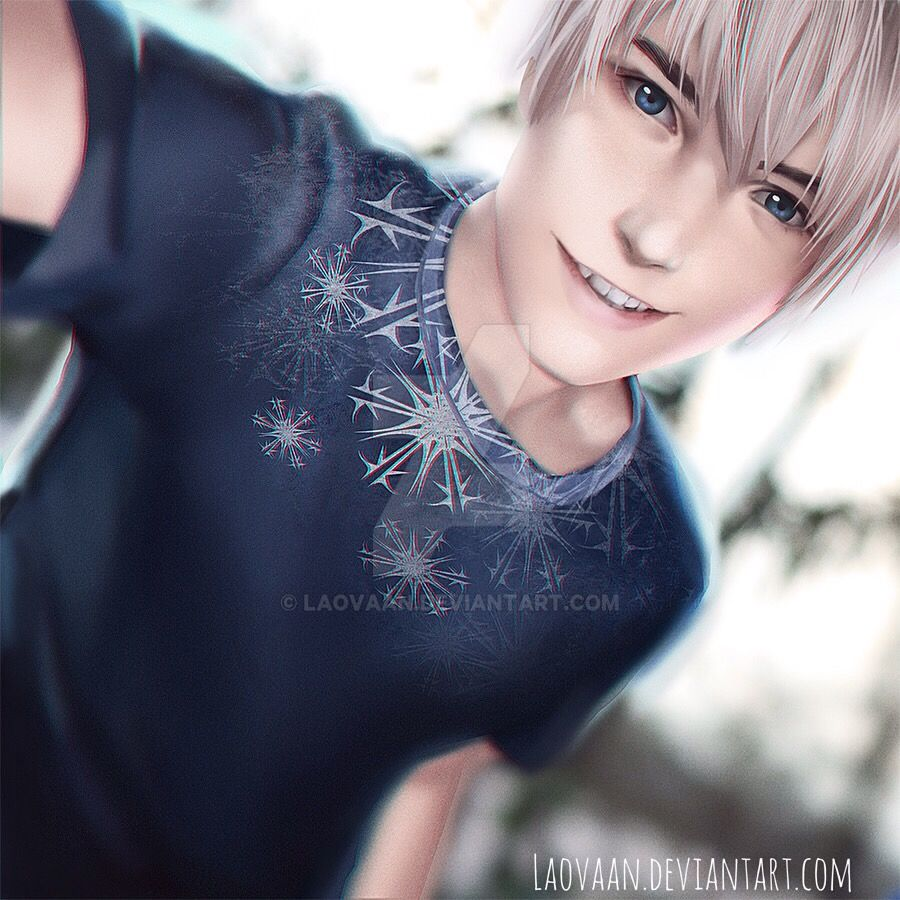 Jack Frost by Laovaan on DeviantArt
