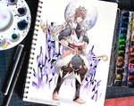 Fire Emblem Fates - Takumi