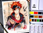Lavi Bookman - D.Gray-man Hallow