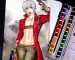Dante - Patreon Comission