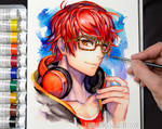 Mystic Messenger 707 + Video