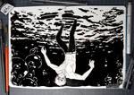 Inktober 2017 - #4  Underwater