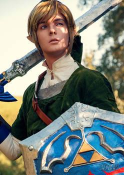 Link Cosplay - Legend of Zelda Twilight Princess
