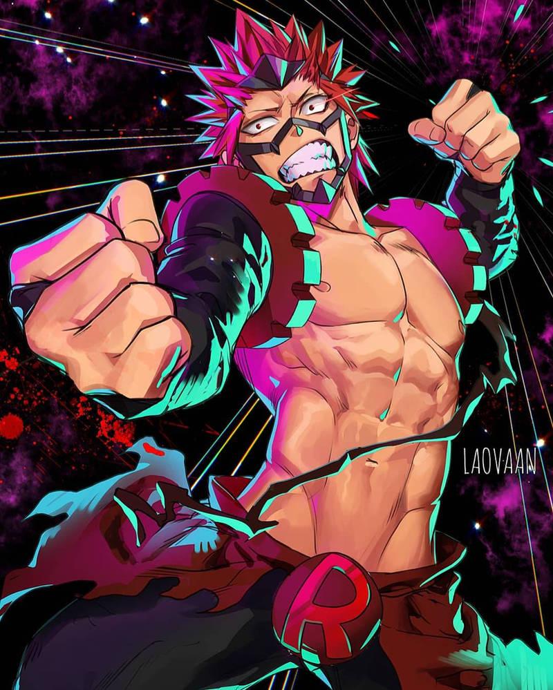 Kirishima - Neon Riot
