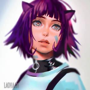 Future Catgirl