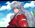 Inuyasha - Anime Redraw