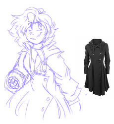 Gothis Clothes- Luna || SPHERIVERSE by RainFlyProduction