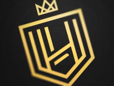 VHL - Victory Hockey League Logo Design v2 by boubabi