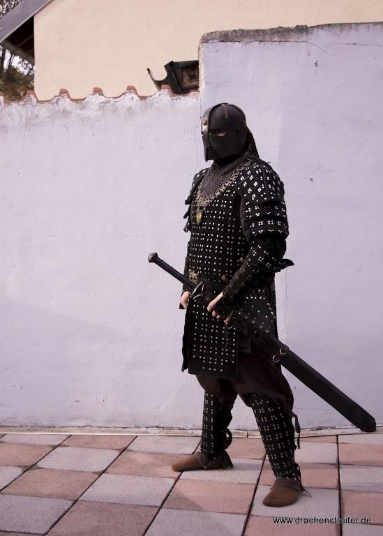 Brigantine warrior by SchmiedeTraum