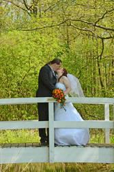 Wedding bridge by SchmiedeTraum