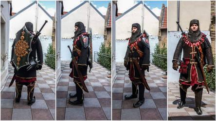 Larp knight guard / guardsman by SchmiedeTraum