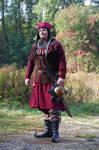 Larp civil knight guard / guardsman by SchmiedeTraum