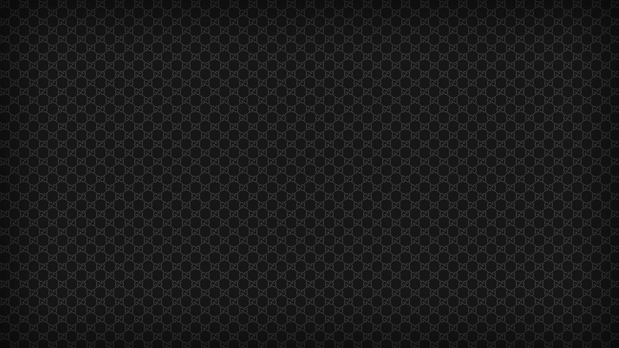 Black Gucci Wallpaper by chuckdobaba on