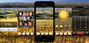 HTC Incredible MIUI v0.5 Skin