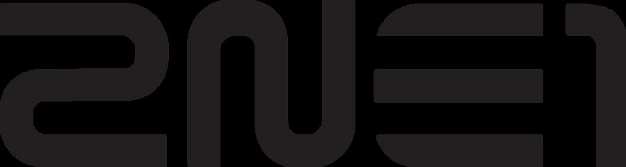2NE1's Logo (PNG Format) by capsvini on DeviantArt