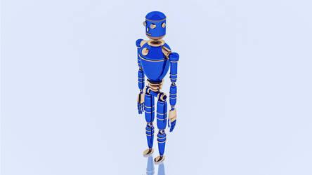 Droid-1 by steveturnerart