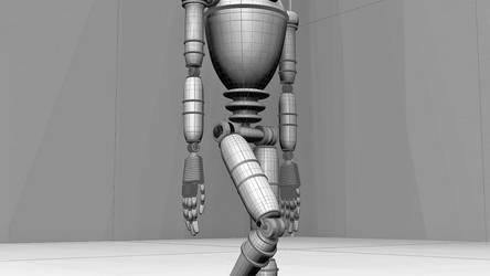 Droid-3 by steveturnerart