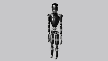 Droid-4 by steveturnerart