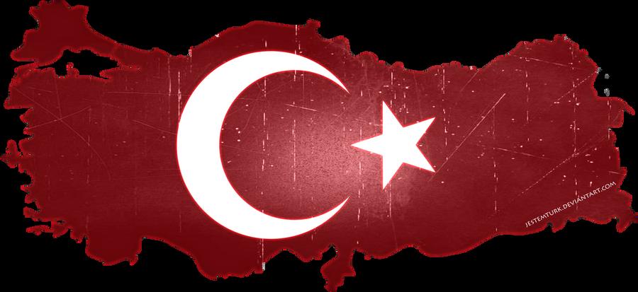Turkish Flag on Countr...